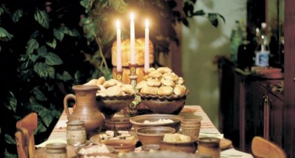 Блюда на рождественском столе, Верховель